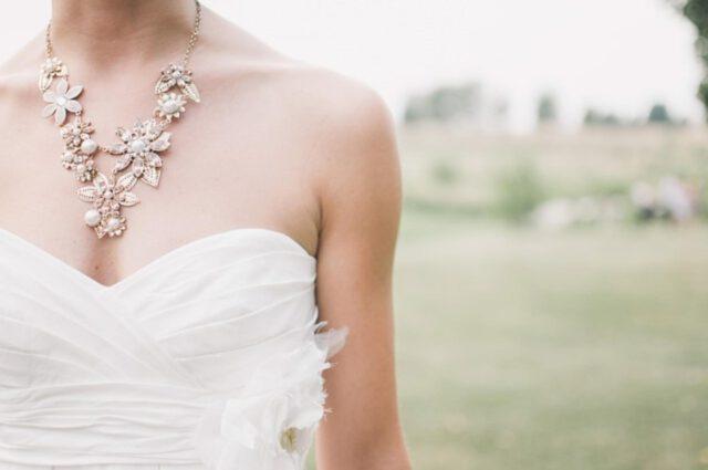 garnitur damski na wesele
